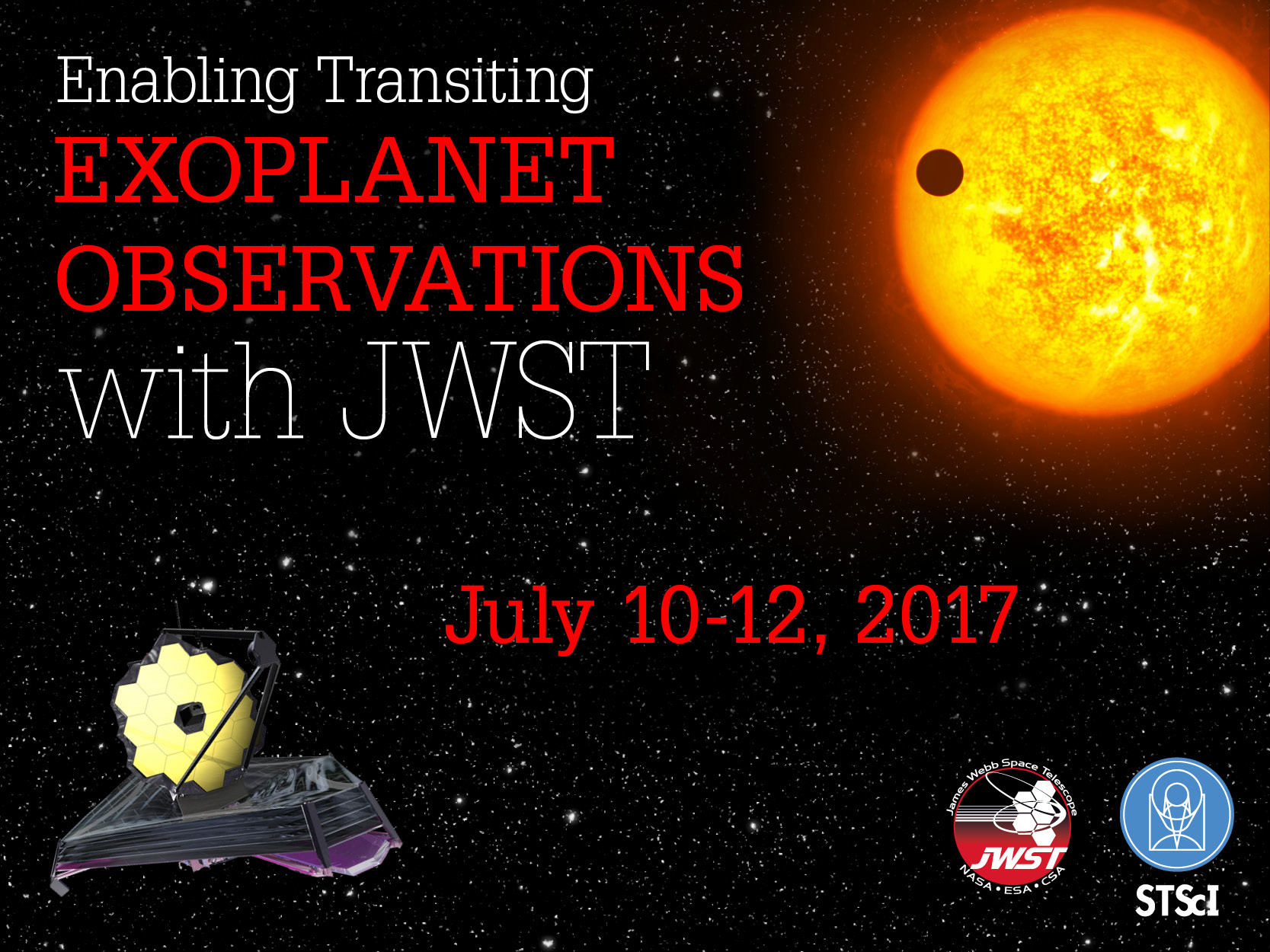 Enabling Transiting Exoplanet Observations with JWST