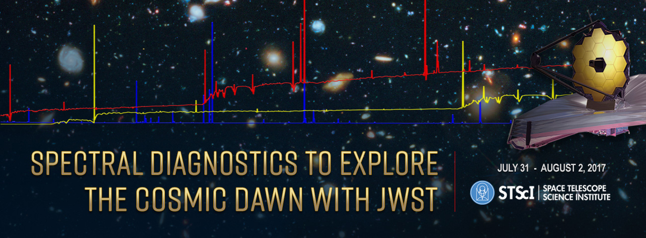 Spectral Diagnostics to Explore the Cosmic Dawn with JWST