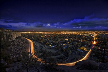 Billings Nightscape