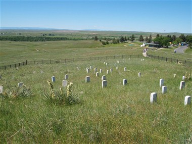 Little Bighorn Battlefield