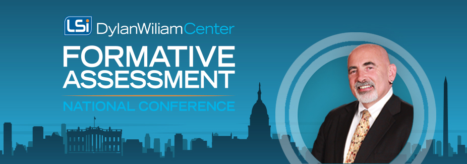 LSI Dylan Wiliam Conference | SAVE THE DATE 2019