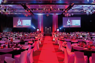 Heaphy Room Combined - Gala Dinner