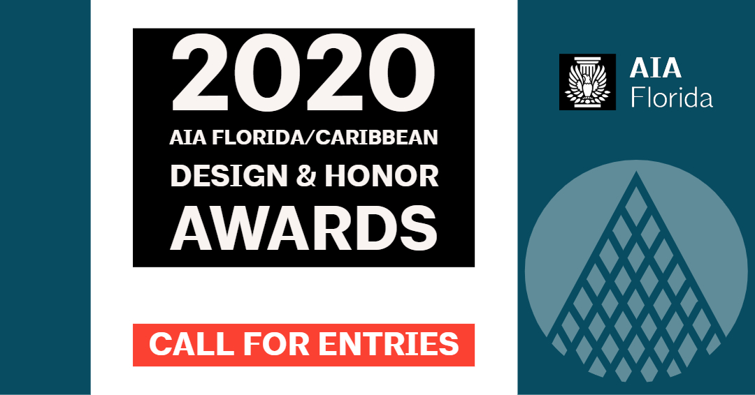 2020 AIA Florida/Caribbean Design & Honor Awards Registration