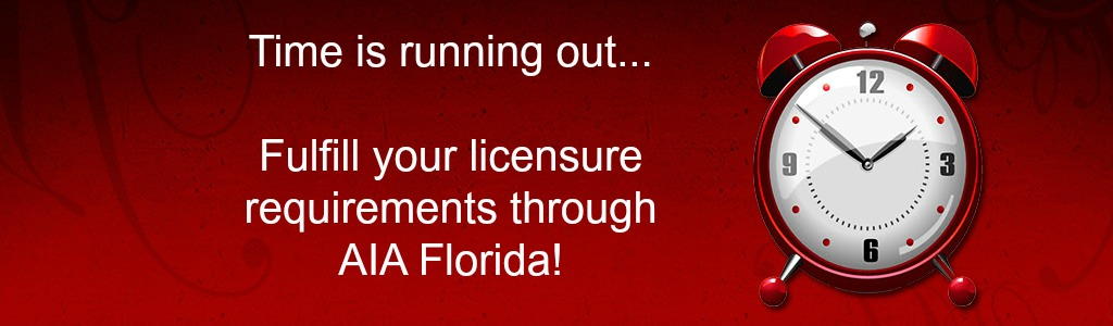 License Renewal Seminar 2016- Miami
