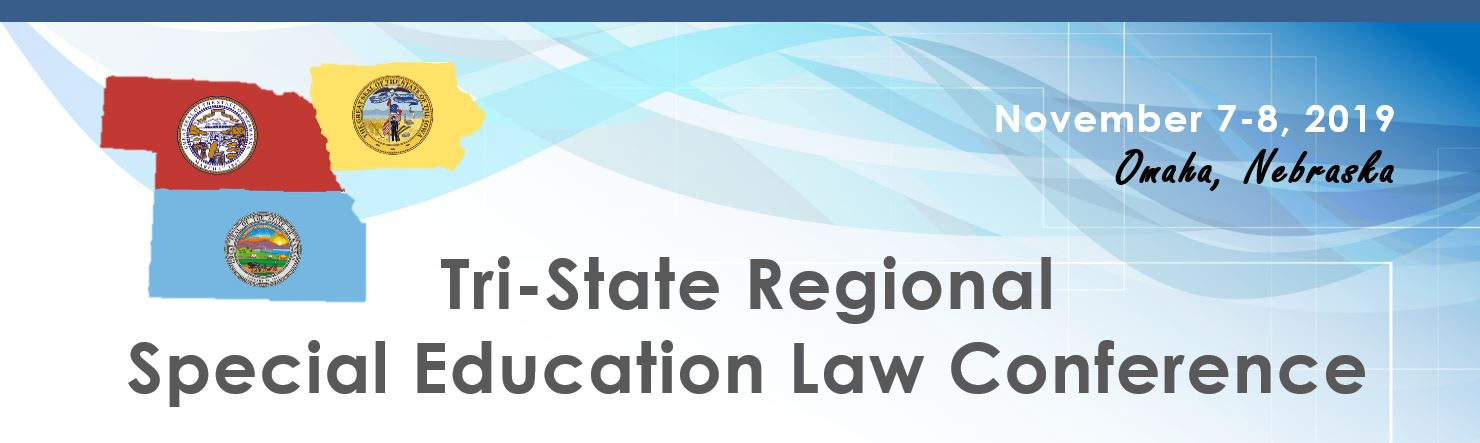 2019 Tri-State Regional Special Education Law Conference