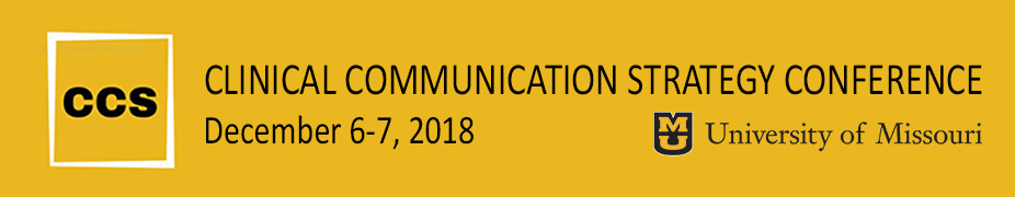 Clinical Communication Strategy Conference