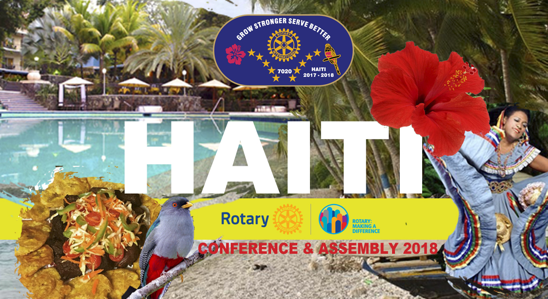 Rotary District 7020 PETS Assembly & Conference 2018