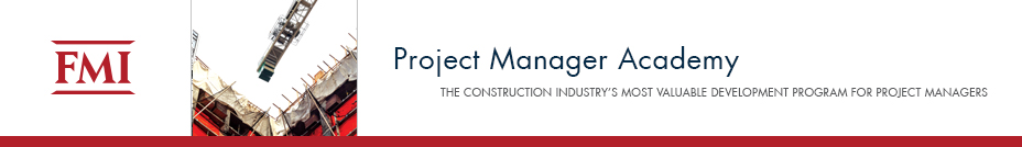 Project Manager Academy | December 12-15, 2016  |  Raleigh, NC