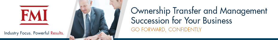 Ownership Transfer and Management Succession for Your Business | November 7-9,  2018 | Naples, Florida