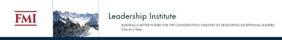 Leadership Institute | November 13-16, 2017  | Cheyenne Mountain Resort | Colorado Springs, CO