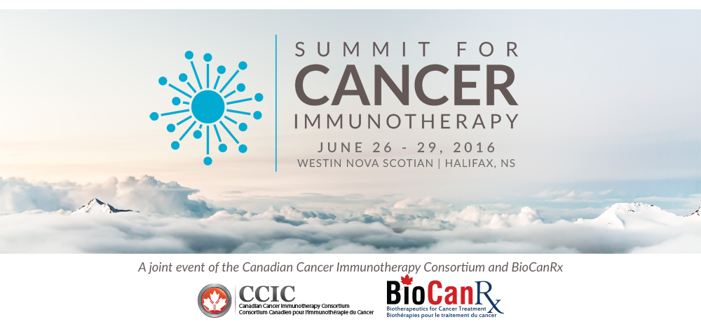 Summit for Cancer Immunotherapy 2016