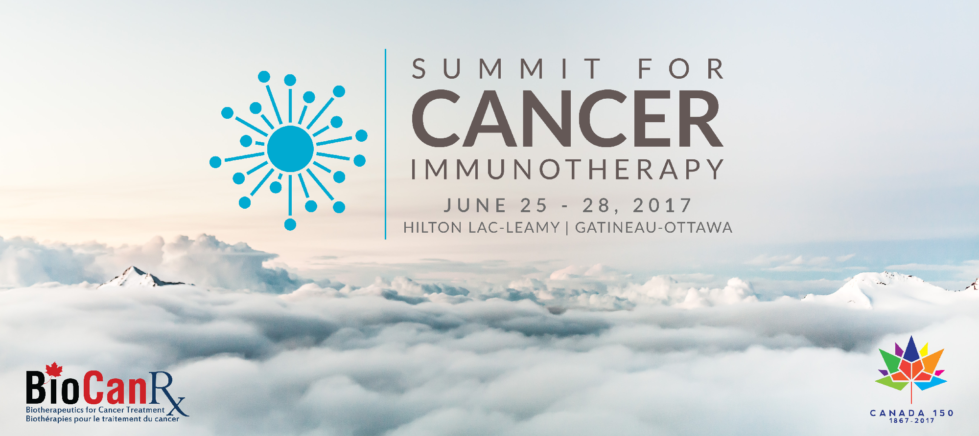 Save the Date! Summit for Cancer Immunotherapy 2017