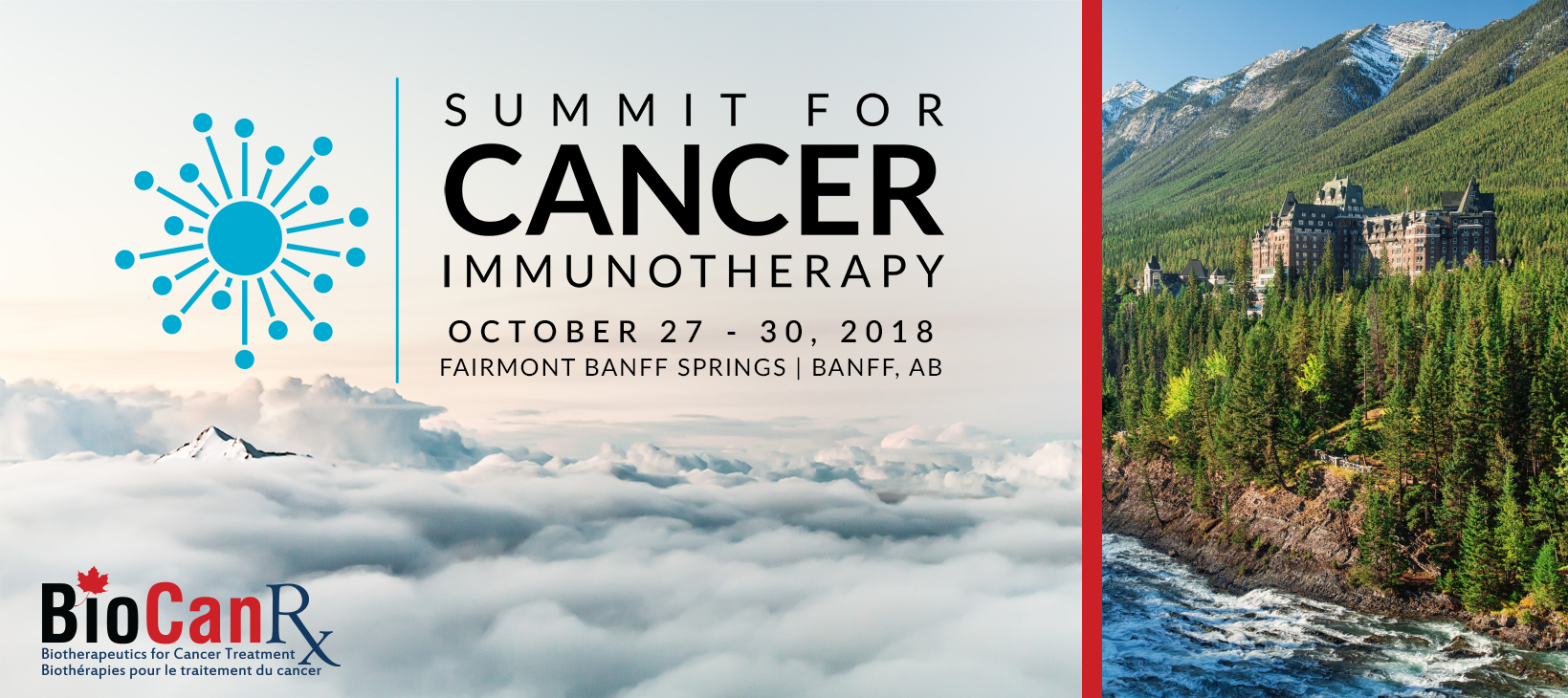 Save the Date! Summit For Cancer Immunotherapy 2018
