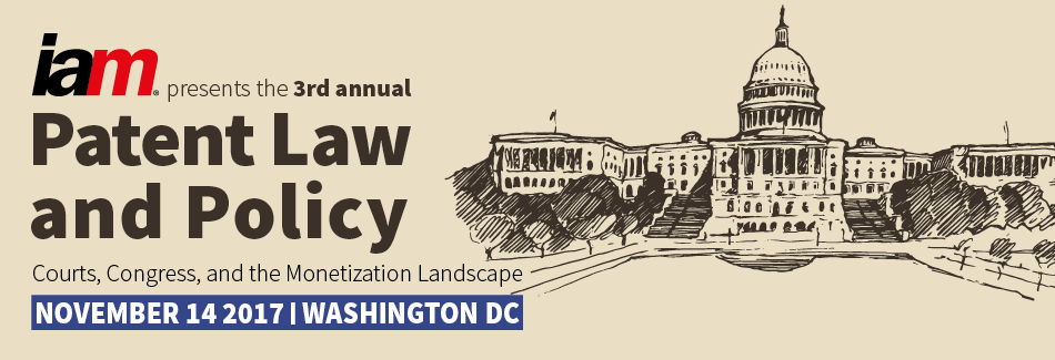 3rd Annual Patent law and Policy