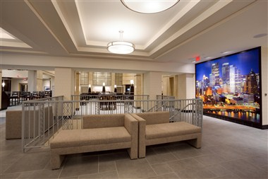 Drury Plaza Hotel Pittsburgh Downtown Lobby