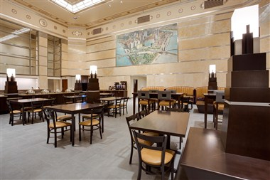 Drury Plaza Hotel Pittsburgh Downtown Dining Area