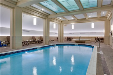 Drury Plaza Hotel Pittsburgh Downtown Indoor Pool