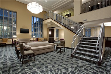 Drury Plaza Hotel Pittsburgh Downtown Mezzanine