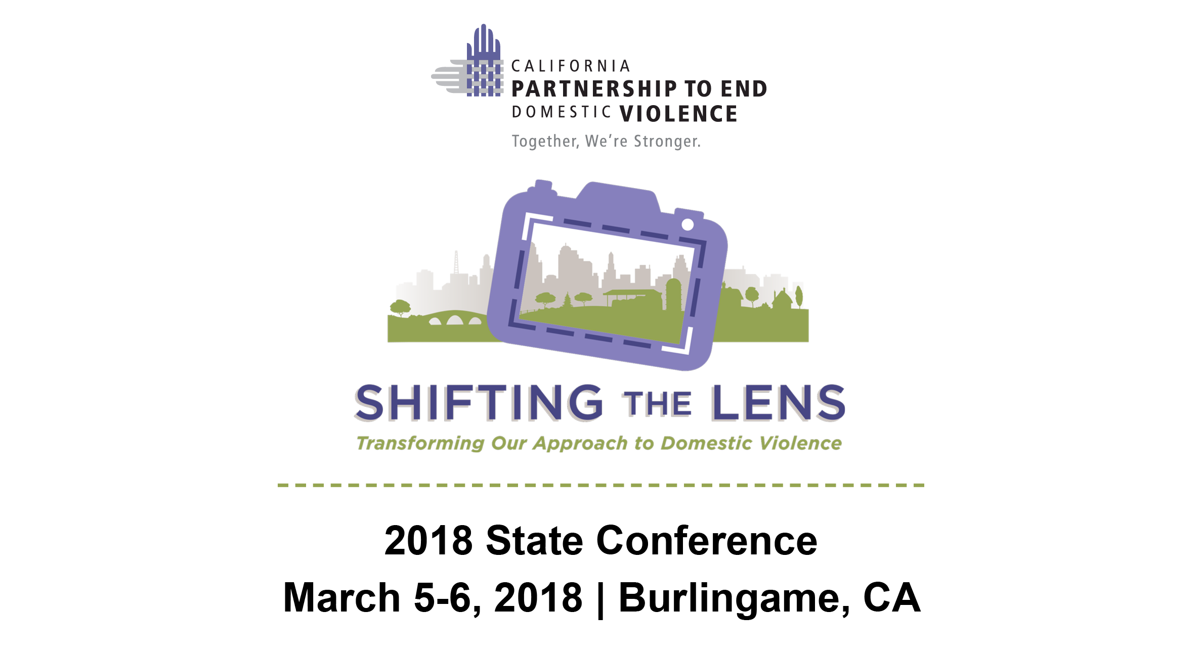 2018 Statewide Domestic Violence Conference