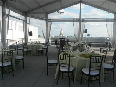 South Roof Terrace