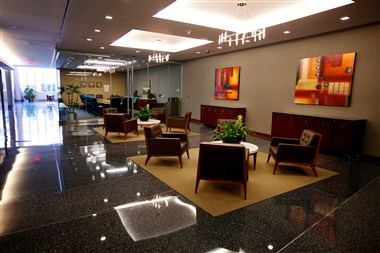 Lounge and Lobby