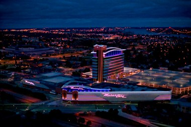 The MotorCity Casino Hotel