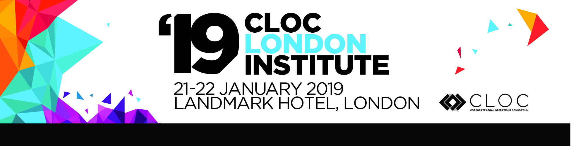 CLOC 2019 London Institute