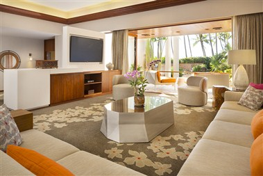Palace Suite - Living Room