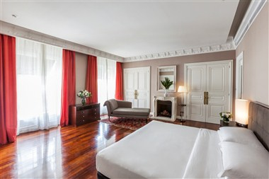 Alvear Suite Bedroom