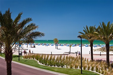 Clearwater Beach Daytime
