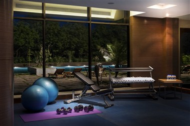 24-hour Stay Fit Gym