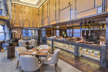 Grand Hyatt Shanghai - Rooms - Grand Club Lounge