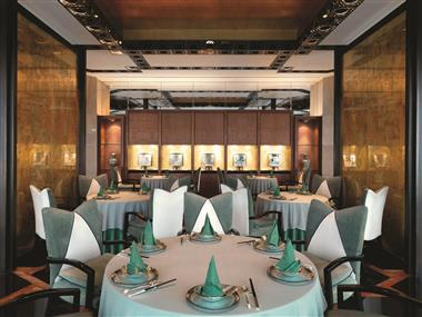 Grand Hyatt Shanghai - F&B - Canton - Hall