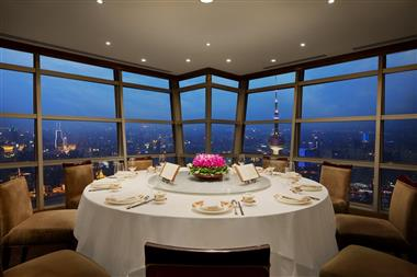 Grand Hyatt Shanghai - F&B - Club Jin Mao - PDR