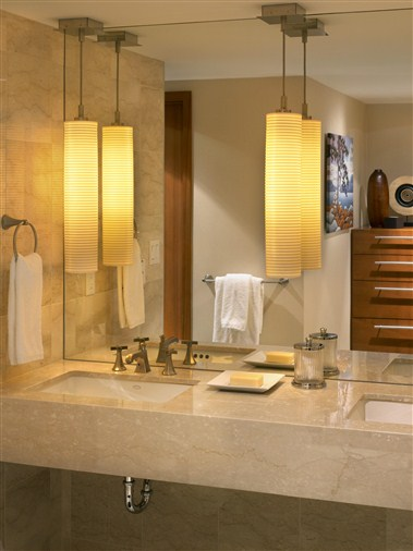 Suite 3303 - Signature Suite - Bathroom