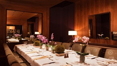 XIX Private Dining Room - Details