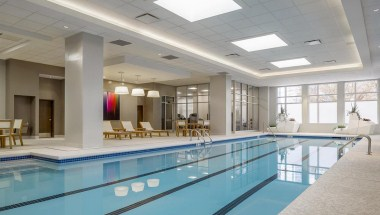 Indoor Heated Saline lap pool