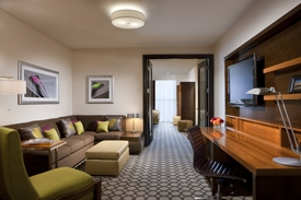Newly Renovated Suite