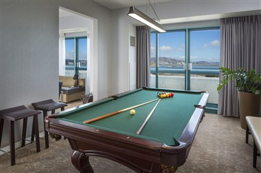 Premier Suite with Pool Table
