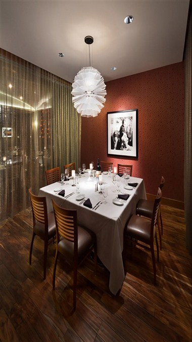 Ruth's Chris Private Dining Room