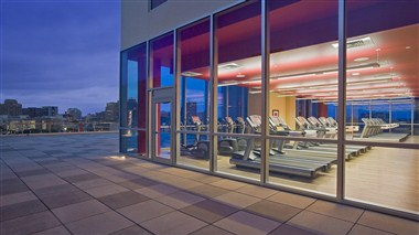 24 hour Stayfit @ Hyatt Gym