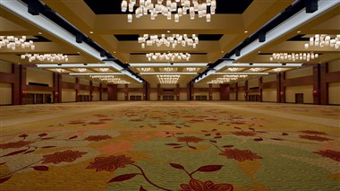 Texas Ballroom- without setup