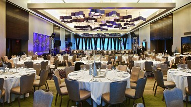 The ballroom - grand salon