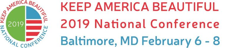 Keep America Beautiful's 2019 National Conference