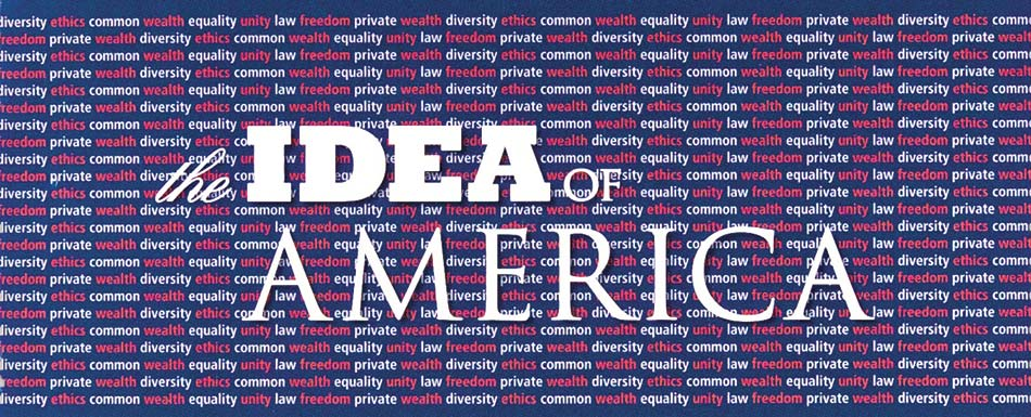 The Idea of America Seminar