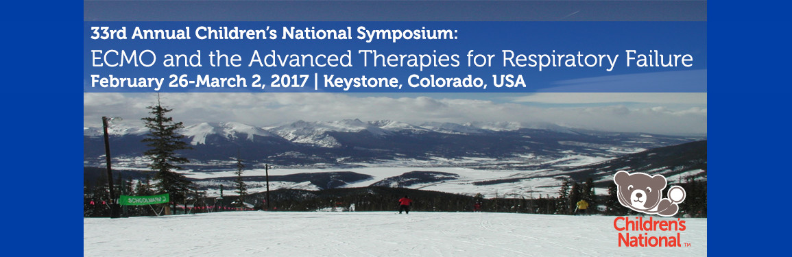 33rd Annual CNHS Symposium: ECMO & the Advanced Therapies for Respiratory Failure