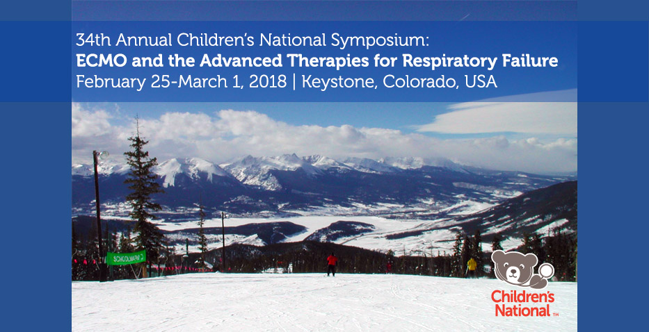 34th Annual CNHS Symposium: ECMO & the Advanced Therapies for Respiratory Failure