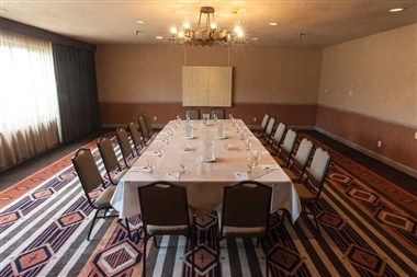 Boardroom at the Lodge at Santa Fe