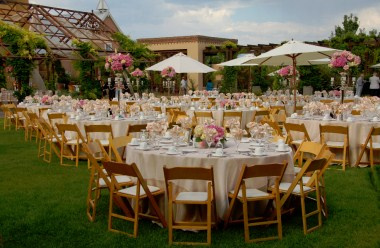 Outdoor Lawn Event