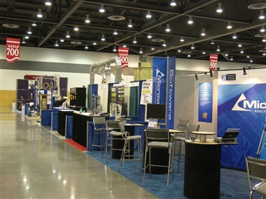 Exhibition Hall - Trade Show